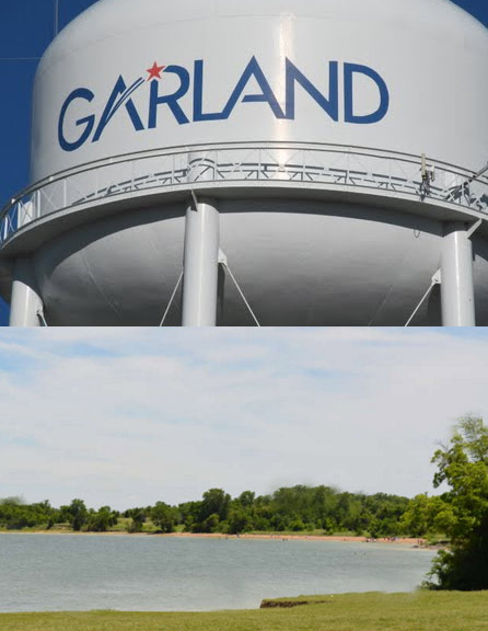 Garland real estate firm
