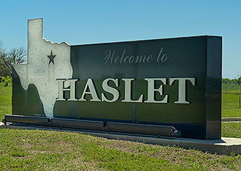 Haslet real estate firm
