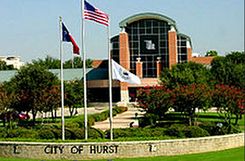 Hurst TX real estate firm